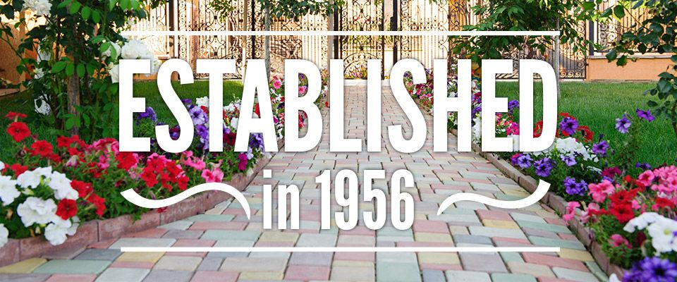 Established in 1956 | Paved path